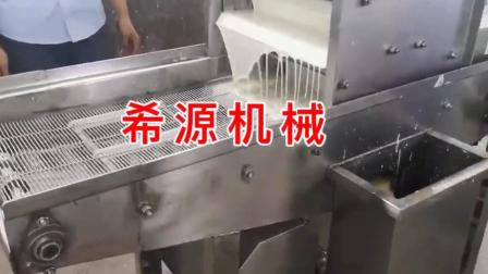 脆皮年糕裹糠机 米糕上糠机上面包屑机 操作简单