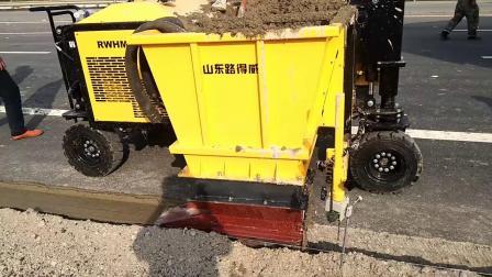 RWHM31路缘石滑模机