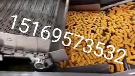 誉品供应鸡爪油炸机全自动油炸流水线肉制品油炸设备