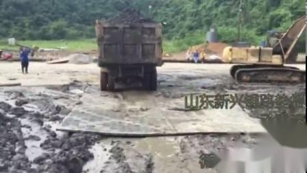 施工建设临时环保铺路垫板可重复使用