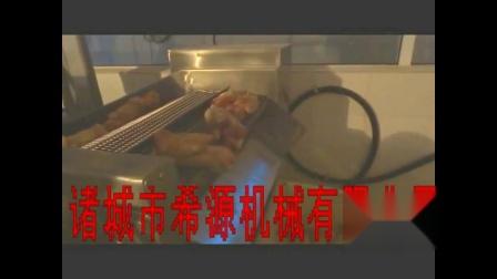 猪蹄油炸机