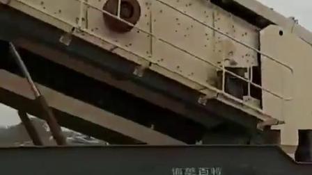 石場大型全自動碎石機 山石建築垃圾破碎機廠家