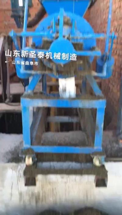 东台豆腐渣浆分离机 猪粪分离机型号