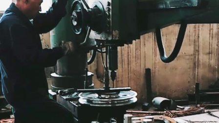 滑轮组加工视频2