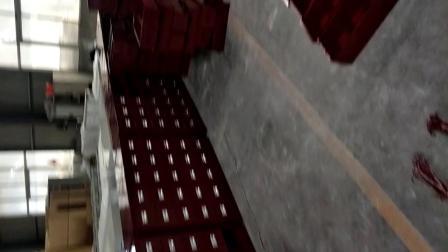 中药柜生产视频