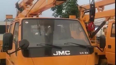 高空作业车现车视频