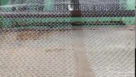 石笼网机生产