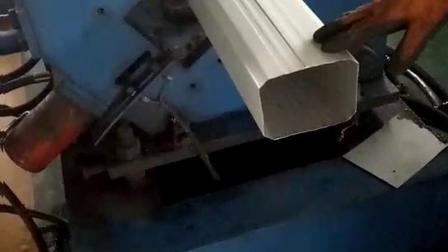 矩形落水管 彩钢落水管 方型落水管