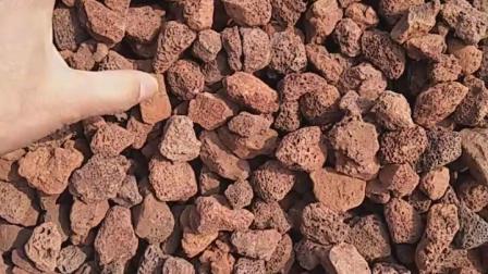 红色火山石价格
