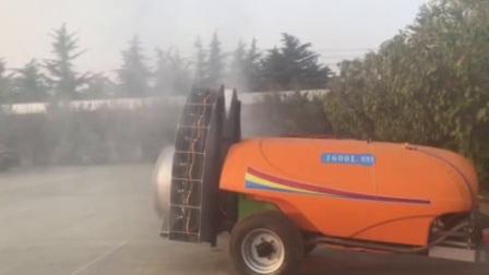 牽引風送噴霧機