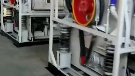 隔離式洗衣機試機