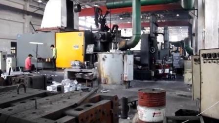 2000T压铸机生产视频