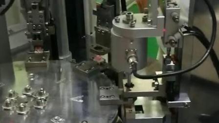按键开关轴行程测试自动化
