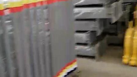 成都庭院灯生产视频