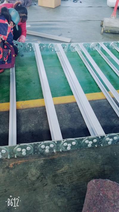 线缆 水管 油管用不锈钢拖链 钢制拖链