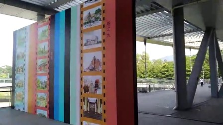 深圳利发户外双面桁架盒子桁架搭建视频