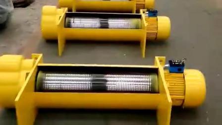 钢丝绳电动葫芦视频2