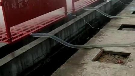 山西矿用洗轮机强力冲洗