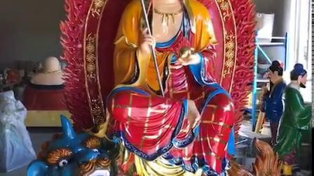 地藏王菩萨佛像河南佛道家
