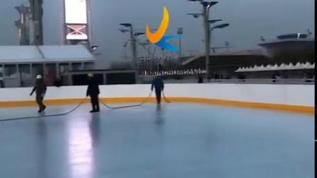 冰球场围栏