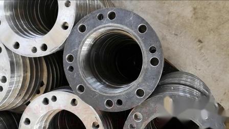 專業水泥線杆法蘭盤生產廠家定製電杆法蘭
