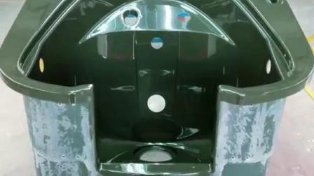 防腐蝕玻璃鋼自動洗頭機 東莞玻璃鋼自動洗頭機