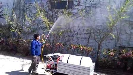 履帶噴杆噴霧機