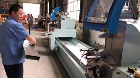 厂家直销 铝型材精密切割锯 门窗设备质保一年