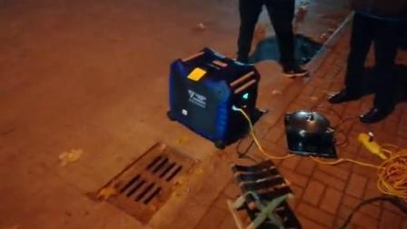 房车空调加电磁炉