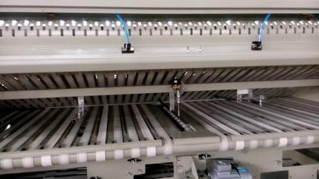 摺疊機工作視頻