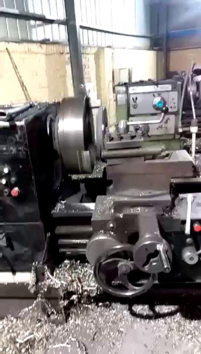 法兰机加工