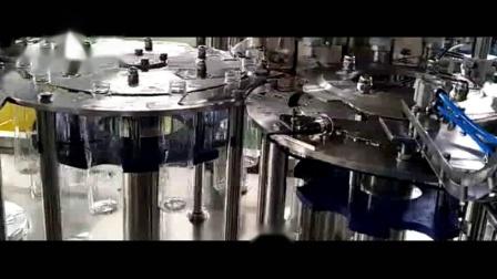 全自动灌装机 矿泉水生产线 瓶装纯净水灌装机