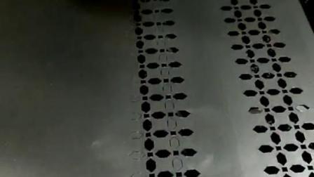 皮革激光打孔机 无纺布激光雕刻机