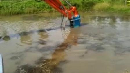 螺旋离心泵现场-小梁