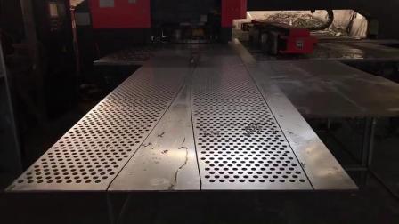 铝单板数控开料