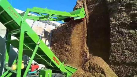 養殖飼料取料機 青儲池青貯取料機 牛羊飼料取料機
