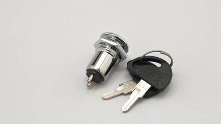 JK101 電源鎖 廣州鎖具 16mm數控面板鎖