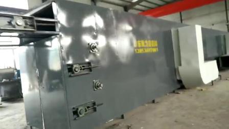 带式烘干设备 工业网带烘干机 多功能带式干燥设备