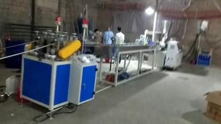 PVC板材家具包边封边皮条生产线机器设备