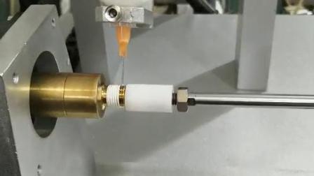螺纹自动涂胶机