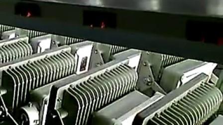 led防爆灯生产车间