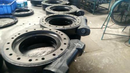 廠家生產直銷 帶式布料機 轉盤支承軸承