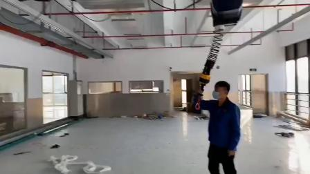 铝合金轨道操作视频1