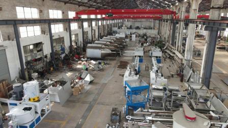 PPR管材生产线PP一出二高速管材挤出生产线管材设备PPR管材生产线