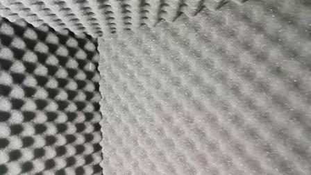 波纹隔音海绵
