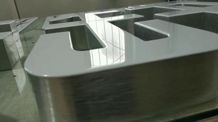 环氧不锈钢树脂字