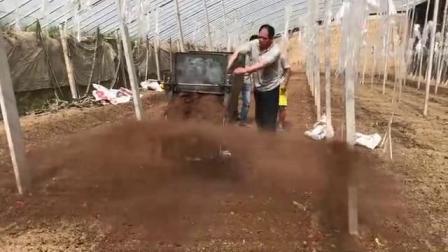 履帶自走式土肥撒肥機