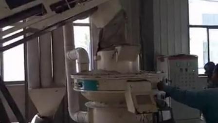 木屑顆粒機客戶生產視頻