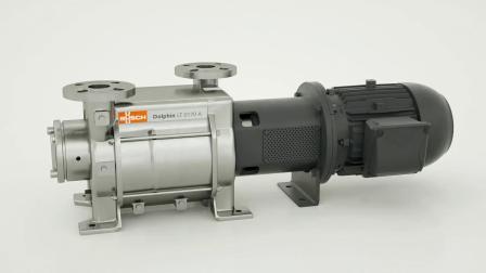 新一代液环泵介绍