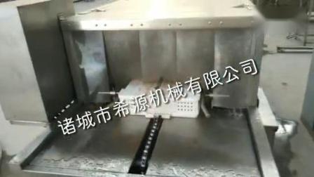 厦门毛刷式烤盘清洗机 全自动糕点烤盘清洗设备供应商